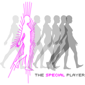 THE SPECIAL PLAYER